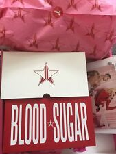 Jeffree Star Blood Sugar Palette AUTHENTIC 🌡💉💉 Sold Out Ships 10/25