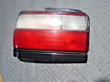 1996 97 Toyota Corolla Tail Light Complete Assembly OEM LH Blk Mldg