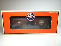 Lionel 6-52232 NLOE Central Railroad of Long Island Boxcar New in Box