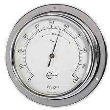 SHIP Hygrometer BARIGO Tempo Chrome