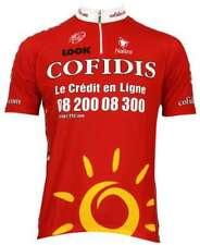 Cofidis 2009 Nalini - Kurzarmtrikot mit kurzem Reißverschluss
