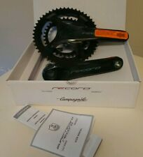 Campagnolo Record 12 Speed COMPACT Chainset Crankset 170mm Ultra Torque NEW
