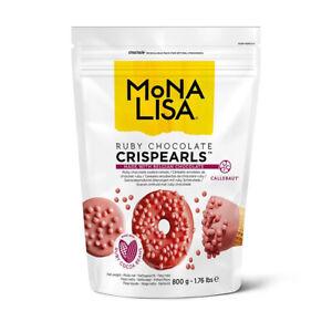 Callebaut Mona Lisa Chocolate Crispearls