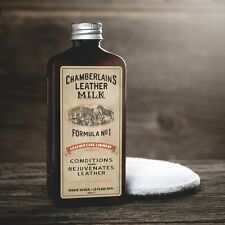 Chamberlain's Leather Care Liniment Formula No. 1 Leather Conditioner 12 oz.
