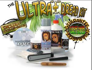 DreadHeadHQ Ultra-Plus Dread Kit for Dreadlocks