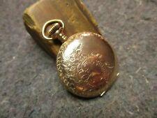 Watch/Runs Well/Philadelphia-Full Hun Vintage Pocket Watch/Elgin-Duchess,Gold
