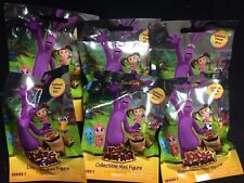 DISNEY JR KATE & MIM MIM BLIND BAG MINI FIGURE SERIES 1 PACK LOT OF 6