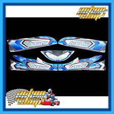 GO KART ARROW X2 X3 STICKER REPAIR 5 PIECE SET CADET JUNIOR ONLY GENUINE KST07R