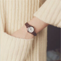 Gift Small Vintage Retro Women Girls Quartz Wristwatch Jewelry Analog Watch