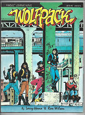 1988 Marvel Comics Graphic Novel TPB Wolfpack From My Personal Collection