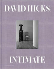 NEW Intimate By David Hicks Hardcover Free Shipping