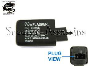 LED FLASHER BLINKER INDICATOR RELAY for YAMAHA FZS 1000 2001-2005