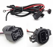 5202 9009 2504 H16 PS24W Relay Wire Harness Adapter kit For Fog Light DRL GMC GM