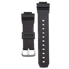 Kautschuck Uhrband  schwarz passend f. Casio 9052