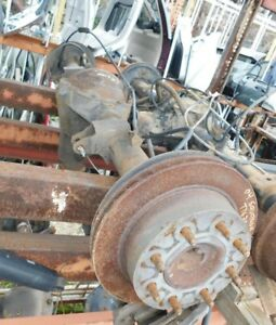 2003-2009 Chevy Express GMC Savana 2500 Rear Axle Assembly 4.10 Ratio GT5