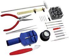 21 pc Watch Repair Tool Kit , Complete Set
