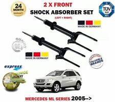 Per Mercedes ML350 ML500 ML63 AMG 4 Matic 2005- > 2X Set Ammortizzatori