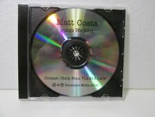 Matt Costa Songs We Sing CD Venerable Media 2005  cd11324