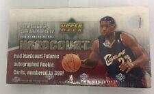 2006-07 Upper Deck Hardcourt Basketball Factory Sealed NBA Hobby Box