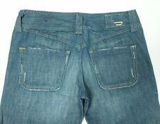 Da Donna con DIESEL HIPPER Kick Flare jeans W30 L34 UK Taglia 10 Blu Nuovo Prezzo Consigliato £ 130