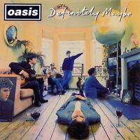 OASIS definitely maybe (CD, album) indie rock, brit pop, alternative rock