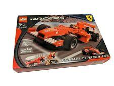 LEGO Racers Ferrari F1 Racer (8362) NIB NEW