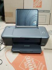 HP Deskjet 1000 Printer Including Cables - used works good
