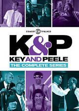 Key  Peele: The Complete Series (DVD, 2016, 10-Disc Set) Brand New