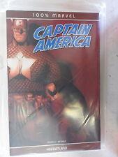 1 x Comic  100% Marvel   Captain America - Heimatland   Nr.12 -  Z.1