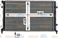 Kühler, Motorkühlung für Kühlung HELLA 8MK 376 700-494