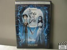 Tim Burton's Corpse Bride (DVD, 2006, Widescreen)