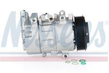 NISSENS Air-con Compressor - 890299