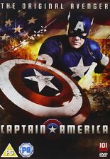 Captain America  DVD Ned Beatty, Ronny Cox DVD R2 UK