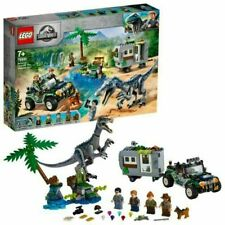 LEGO 75935 Jurassic World Baryonyx Face-Off: The Treasure Hunt Set New & Sealed