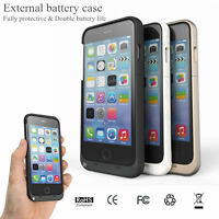 External Battery Backup Charger Case Cover Power Bank For iPhone 6 / 6 Plus
