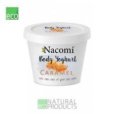 Nacomi Natural Body Yoghurt Salty Caramel 180ml
