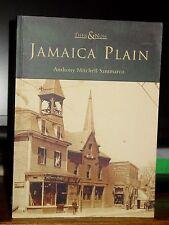 Jamaica Plain, Massachusetts: Then & Now, Jamaica Pond Forest Hills Streetcars