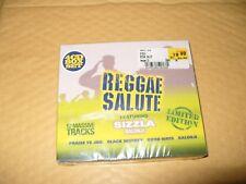 Sizzla - Reggae Salute (2007) 4 cd Box Set New & Sealed