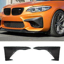 Carbon Fiber Front Lip Splitter for BMW F87 M2 2-Door 2016 2017 2018