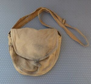 NVA VIETNAM WAR ERA POUCH FOR CARRYING A DRUM MAGAZINE WITH SHOULDERSTRAP