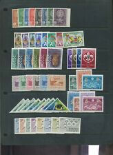 Maldive islands mainly MNH collection (inverted are MH)