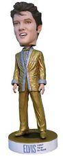 Elvis Presley - 1957 Year in Gold Head Knocker Hand Painted NECA