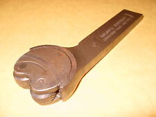 "J H Williams & Co. No.00-K Knurling Tool - 3/4"" x 5/16"" Shaft - As Photo"