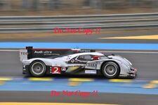 Fassler & Lotterer & Treluyer Audi R18 TDi Winners Le Mans 2011 Photograph 8