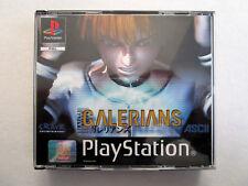 GALERIANS / PlayStation PS1 PSX / Survival Horror / PAL / Komplett, Sehr Gut