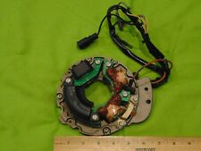 JOHNSON-EVINRUDE (1990s Era) 40HP: STATOR ASSEMBLY; PLATE & SLEEVE ASSEMBLY