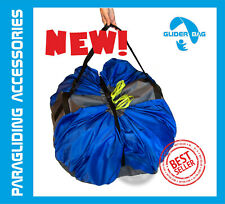 New Paragliding Ð'ag. Fast Packing Bag - New! Gleitschirm Schnellpacksack!