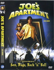 Joe's Apartment (1996) / John Payson, Jerry O'Connell / DVD, NEW