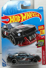 Hot Wheels 2005 Ford Mustang 2019 HW Game Over Best For Track 5/5