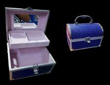 Bauletto Beauty Case Borsa Porta Trucco Bellezza Valigia Make Up Nail Art dfh